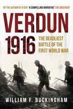 Buckingham-Verdun 1916  BOOK NEU