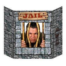 La Prigione Prigioniero Foto Stand in Ritaglio Western a tema Prop posto in testa Foro