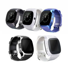 T8 Bluetooth Smart Watch With Facebook Whatsapp Support SIM TF Card For Android