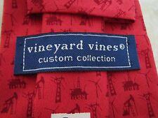 Vineyard Vines Custom Collection IHS Energy CERAWEEK Wind Energy Earth Day Silk