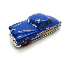 Disney Pixar Movie Cars Toy Car Diecast The Fabulous Doc Hudson Twin H-Power