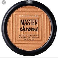 Maybelline Master Chrome Highlighter Bronzer  ☀️ 150 MOLTEN BRONZE ☀️ New sealed