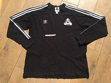Palace Skateboards X Adidas Long Sleeve T Shirt Size Small Tri Ferg