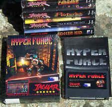Hyperforce Atari Jaguar Cart New In the Box Songbird! NIB New Global Shipping