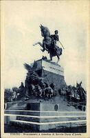 Torino Turin E. Maina AK ~1920/30 Monumento a Amedeo di Savoia Duca d'Aosta