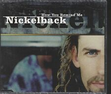 Nickelback - How You Remind Me  CD (single)