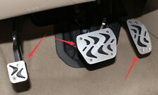 Non-Punch Aluminium Brake Pedal + Accelerator For NISSAN X-Trail Rogue 2014 2015