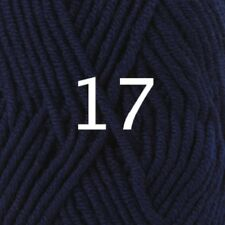 DROPS 100% MERINO ARAN YARN - BIG MERINO - SUPERWASH LUXURY KNITTING WOOL 50G