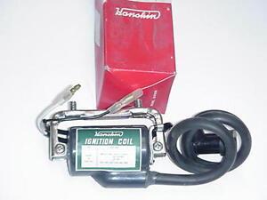 New Vintage Bridgestone GB, SA1, EA, ECI-40 Ignition Coil Japan