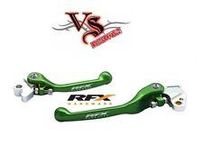 RFX Forgiate Flessibile Leva Set Kawasaki KX65 KX85 00-15 KX125 KX250 00-08