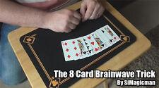 The 8 Card Brainwave Magic Trick