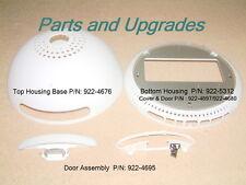 """IMac G4 15"""" 17"""" 20"""" Top/Bottom housing/Optical Door 922-4676 922-5312 922-4695"""