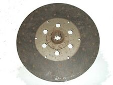 SAVIEM SOMUA-SAVIEM CHAUSSON disque d'embrayae 352mm VERTO 1408