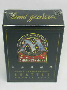 1997 MAGIC THE GATHERING MTG World Championship SVEND GEERTSEN Deck Sealed Box