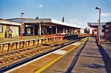 PHOTO  LEWISHAM MAIN RAILWAY STATION 2001: SE ON THE MID-KENT LINES LEWISHAM RAI