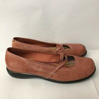 Clarks Shoes Maryjanes Women Size 8.5M Leather Upper Great Condition