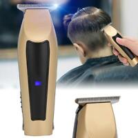 Professional Men Electric LCD Hair Clipper Trimmer Haircut Machine/Barber Shaver