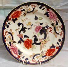 Multi Ironstone Pottery Dinner Plates