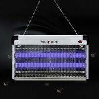 30W Insektenvernichter UV Insektenfalle Mückenkiller Elektrisch Fliegenfalle UV