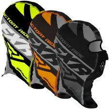 FXR Adult Boost Anti-Fog Full Facemask Balaclava - Black, Orange, or Hi-Vis