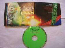STEPHANIE McINTOSH Mistake – 2007 UK CD PROMO – Electronic, Pop – BARGAIN!