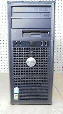 Dell Optiplex GX620 Tower Intel Pentium D 3.0GHz 2GB RAM 160GB HDD XP Pro