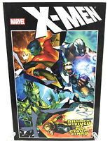 X-Men Divided We Stand Collects #1-2 Mutant Files Marvel Comics TPB New