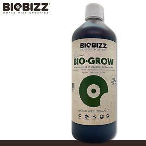 Biobizz 1 l Bio-Grow Biodünger | ELITE Wachstumsdünger |