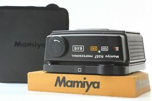 [Exc+++++] Mamiya RZ67 Pro 120 220 6x6 Roll Film Back Holder From JAPAN 1028