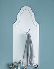 NEW Elise STYLE Frameless Arched Wall Mirror Venetian Vanity Bathroom Farmhouse