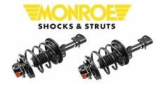 Monroe Complete Front Strut Pair Set Shocks For Caravan Voyager Town & Country