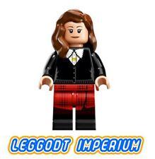 LEGO Minifigure - Clara Oswald - Dr Who Jenna Coleman idea022 minifig FREE POST