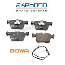For BMW F22 F30 F32 F33 F34 228i 328i 330e Front Brake Pad Set w/ Sensor Akebono