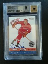 2000-01 Topps Heritage Autograph Red Kelly