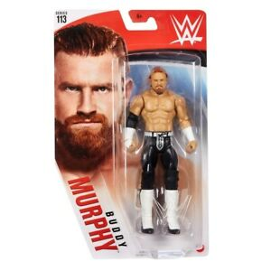 Buddy Murphy Figure fodder WWE Mattel Custom Head cast