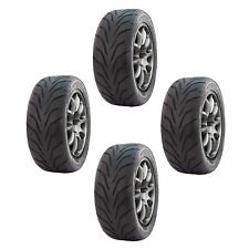 4 x 185/60/13 80V Soft Compound Toyo R888 Road Legal Race Track Tyres - 1856013