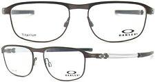 Oakley Damen Herren Brillenfassung OX5122-02 53mm Truss Rodi R Titanium 478 13