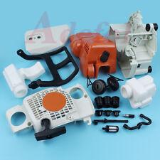 Crankcase Engine Cover Starter Brake Handle Kit for STIHL MS180 MS170 018 017