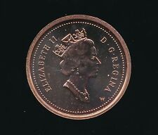 """Canada 1998W NON  Magnetic Small Cent Coin RARE FROM P""""L"""""""