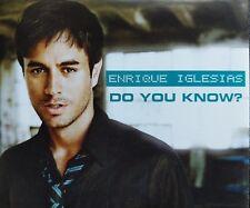 Enrique Iglesias - Do You Know? (CD 2007) Album Version & DJ Dan Remix