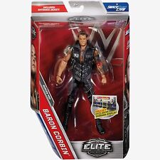 WWE Elite Series 50 BARONE CORBIN IL LUPO SOLITARIO Raw WWF WRESTLING FIGURE MATTEL