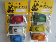 New 6 Pack Wizzard Storm Extreme Neo Traction Magnet made in USA Slot Car Sale