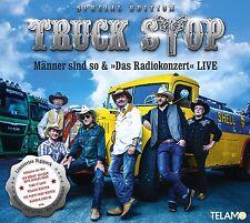 TRUCK Stop-gli uomini sono così (special edition) 2 CD NUOVO