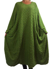Langarm Umstandskleider mit Rundhals-Ausschnitt für die Freizeit
