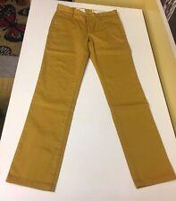 LEVIS MENS FANCY PANTS SIZE W30 X L32. Gold Fancy Pants.