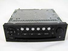 96766518XT AUTORADIO CITROEN C3 1.4 70KW 5P B 5M (2011) RICAMBIO USATO (NON FORN