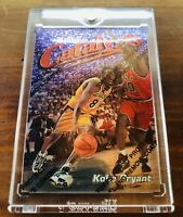 1997-98 Topps Finest Silver Catalysts Kobe Bryant Uncommon #137 2nd Year RC