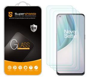 [3-Pack] Supershieldz Tempered Glass Screen Protector for OnePlus Nord N10 5G