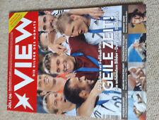 """Geile Zeit - Fussbal-WM 2006 """"VIEW""""-Heft zum Thema"""