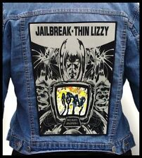 THIN LIZZY - Jailbreak --- Giant Backpatch Back Patch / Fleetwood Mac Slade